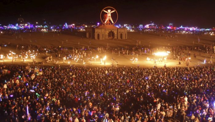Burning Man Festival Taking Place This Weekend!