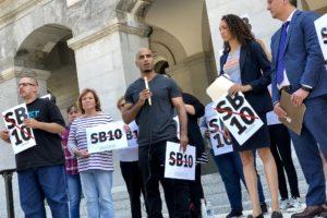 Keep California Safe! Say NO to SB10 #AgainstSB10