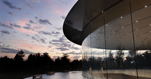 Apple to build $5 billion campus for New Steve Jobs theater