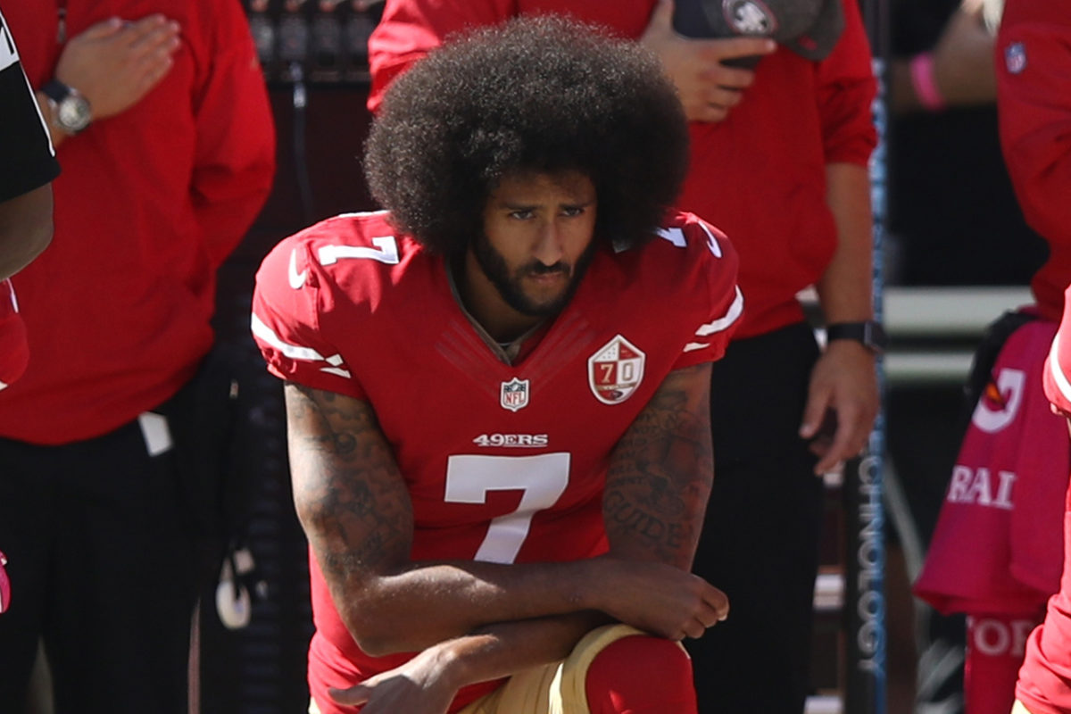 Colin Kaepernick Facing Scrutiny for New Nike Ad?!