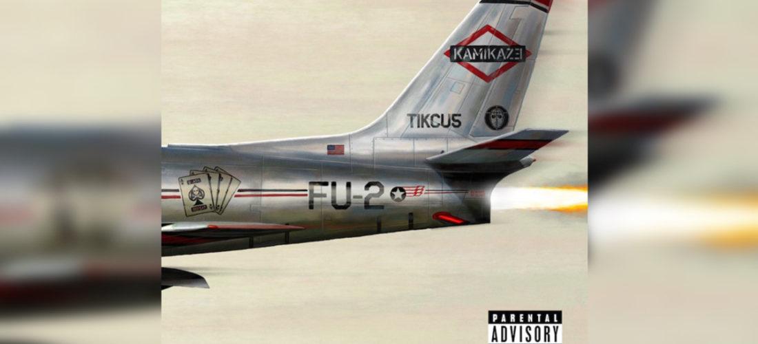 Listen to Eminem Kamikaze