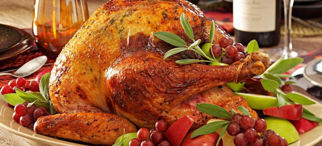 BUTTERY ROASTED TURKEY FOR THANKSGIVING