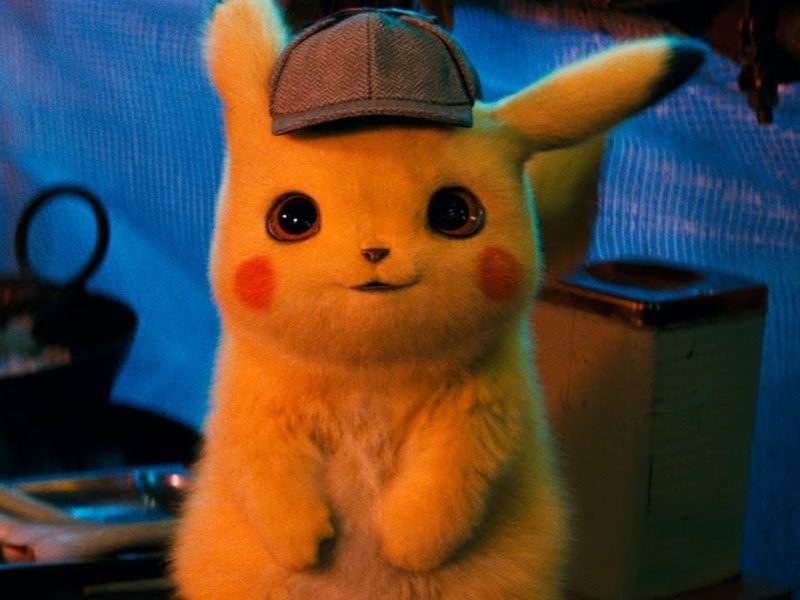 NEW POKEMON Movie Trailer!!