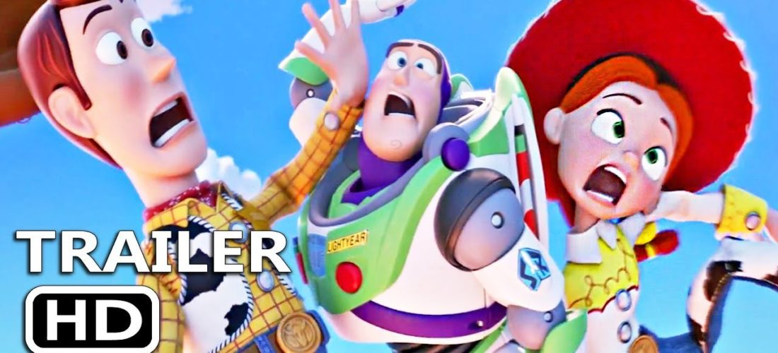 NEW Toy Story 4 Trailers!! Meet The New Toys