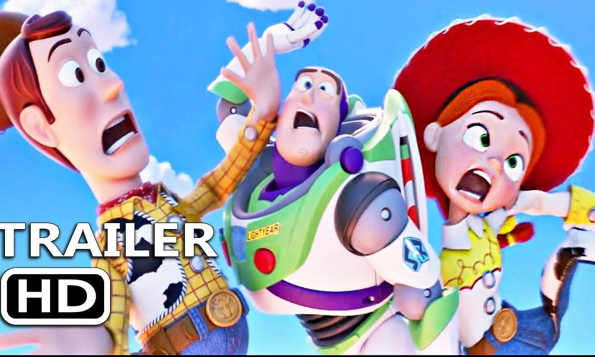 2 NEW Toy Story 4 Teaser Trailers!! Meet The New Toys