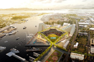 MLB Oakland A's Getting New Stadium Upgrade!