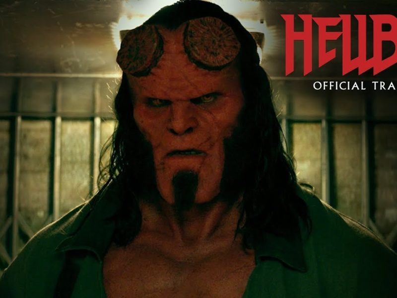 Hellboy (2019) Official Movie Trailer