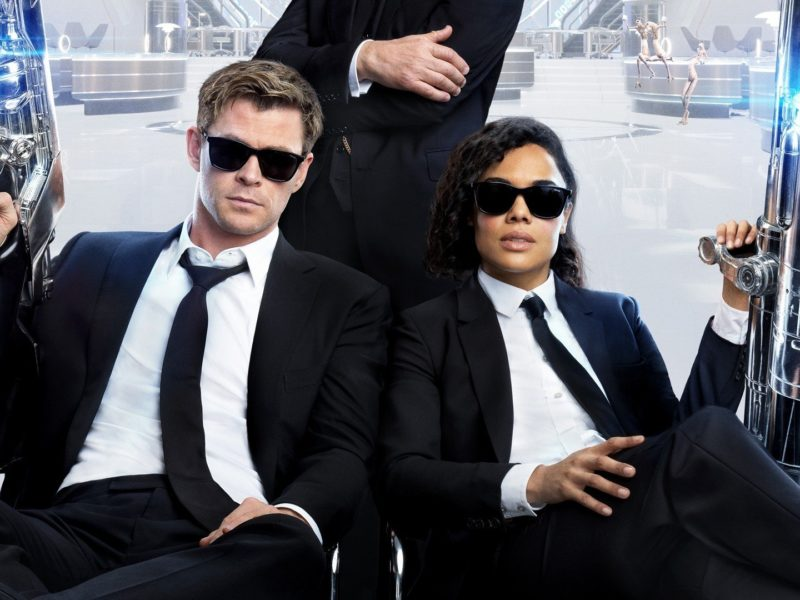 MEN IN BLACK: INTERNATIONAL Official Trailer (2019)
