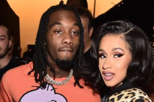 Offset Apologizes to Cardi B on Stage; Celebrities React