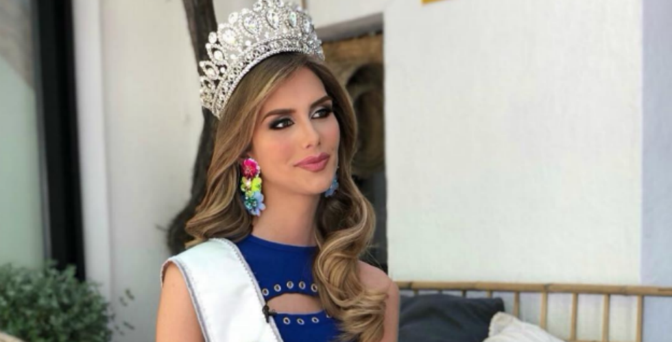 Miss Spain First Transgender to Compete for Miss Universe