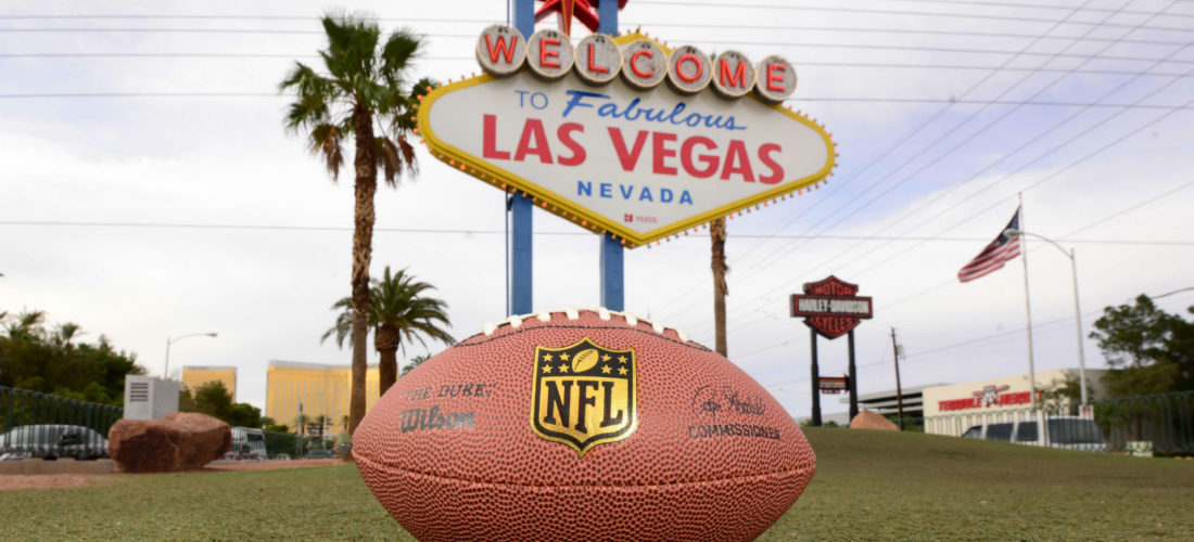 NFL Draft Moving to Las Vegas for 2020