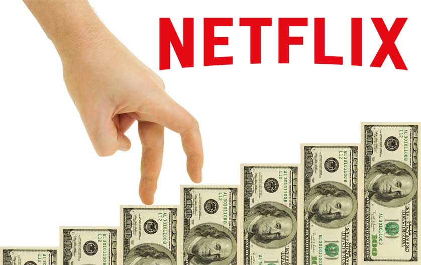 Netflix Raising Prices…Again in 2019