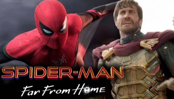 Spider-Man is Back in Spider-Man: Far From Home Official Trailer