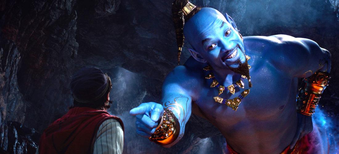 New Aladdin 2019 Trailers