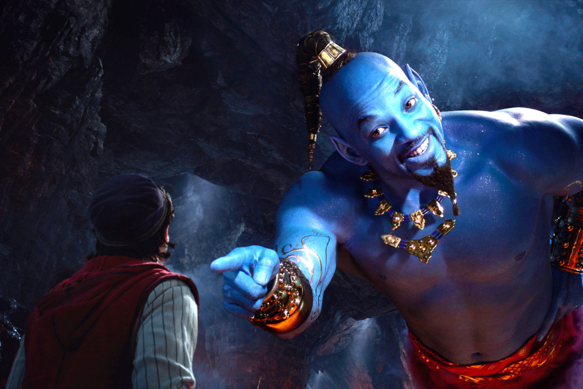 New Aladdin 2019 Trailers