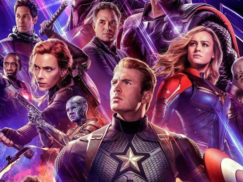 Marvel Releases New Avengers: Endgame Trailer