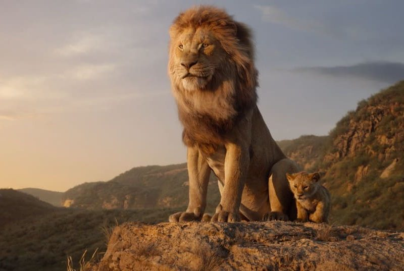 The Lion King Official Trailer Released