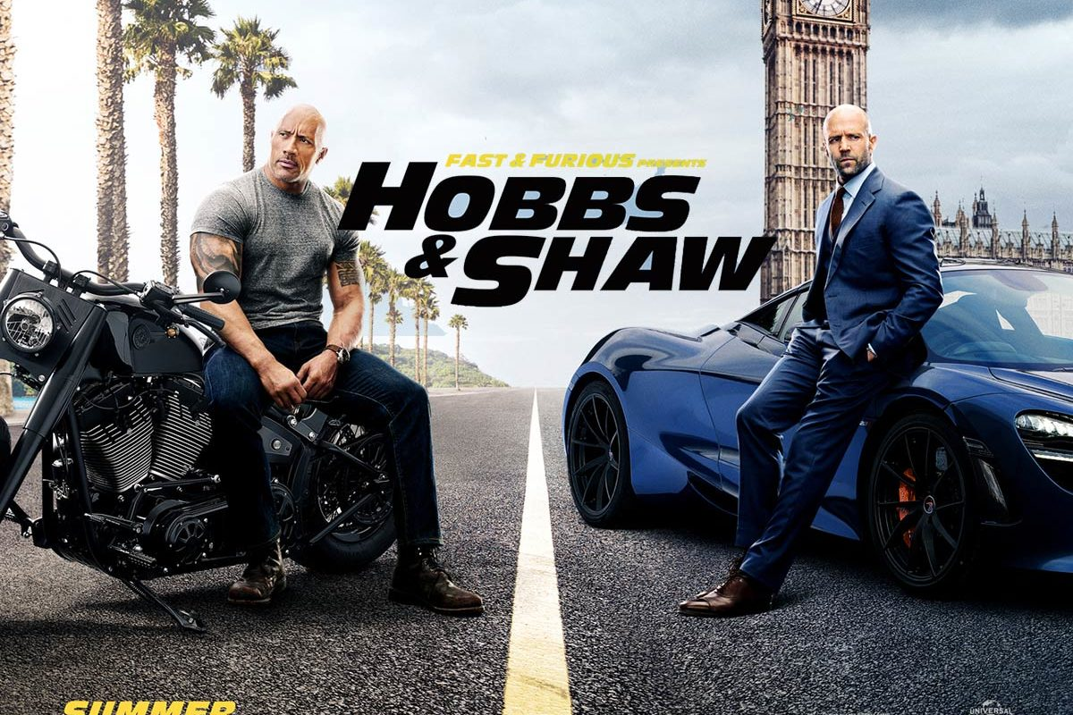 Fast and The Furious Spinoff Features The Rock & Jason Statham