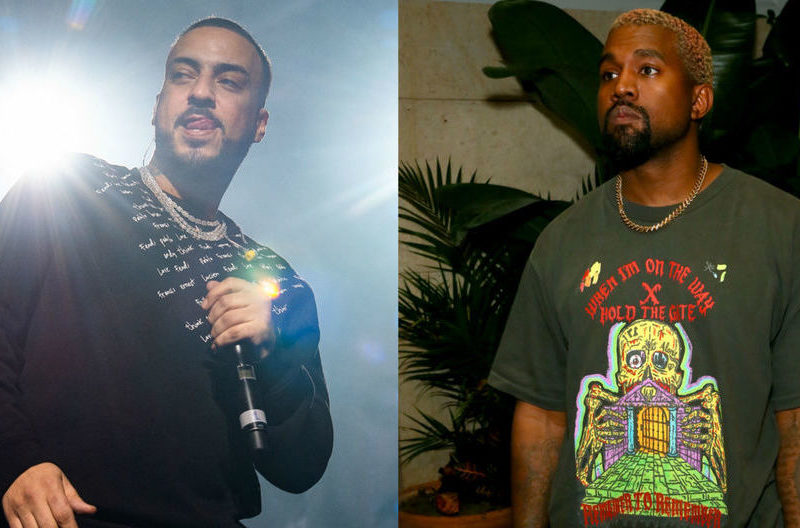 "French Montana Says Kanye West's New Album Will ""Change The World"""