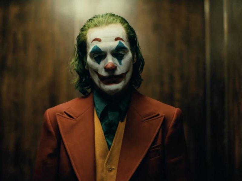 Joker Movie Teaser Trailer 2019