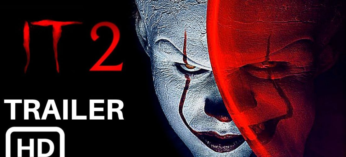 IT: Chapter 2 Official Teaser Trailer