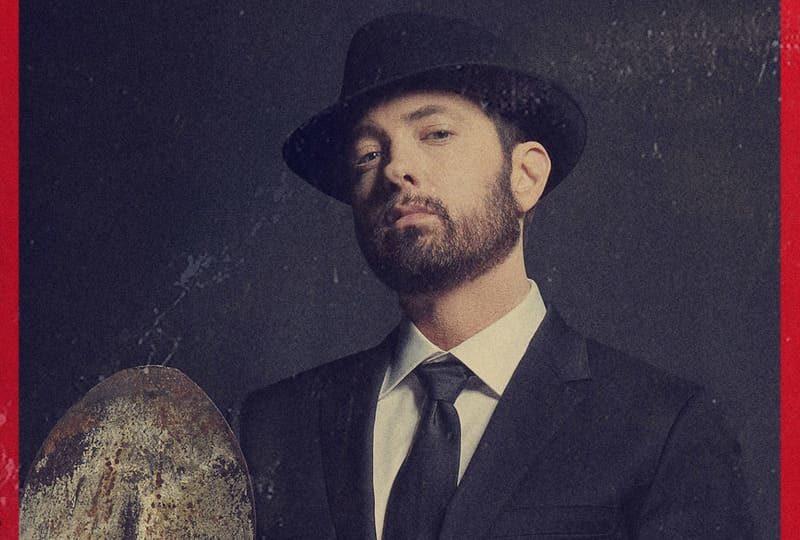 Eminem Drops Surprise New Album
