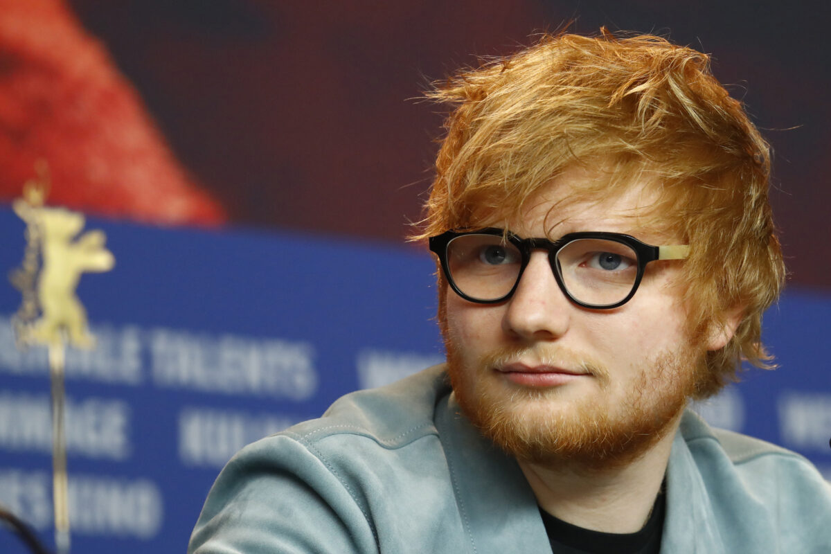 Ed Sheeran's First Demo Album Up for Auction