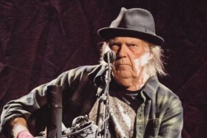 Neil Young Sues Trump's Campaign for Using His Songs