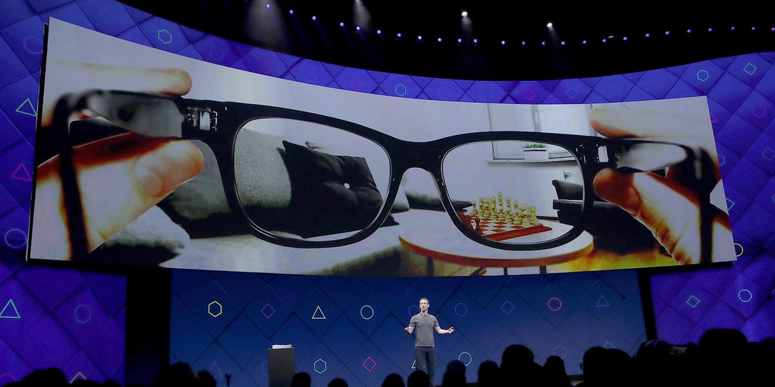 Come Check Out Facebook's First Ray-Bans 'Smart Glasses'