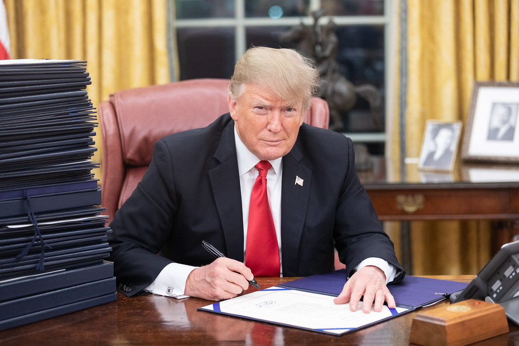 Trump's Latest Immigration Restriction Fires Shots At Work Programs
