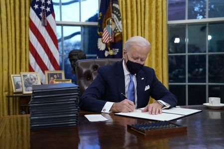 Biden Gearing Up to Sign 10 Covid-19 Related Executive Orders
