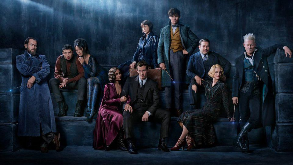 Fantastic Beasts 3 Shuts Down Filming After Positive COVID Test