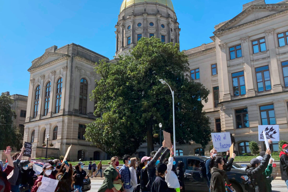 Rallies Appear Across The Country After Atlanta Spa Killings