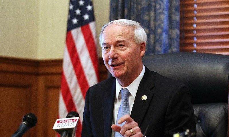 Republican Arkansas Governor Vetoes Anti-Transgender Healthcare Bill