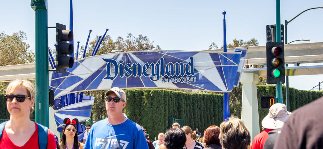 Disneyland Allowing Outside of California Residents In Park on June 15th