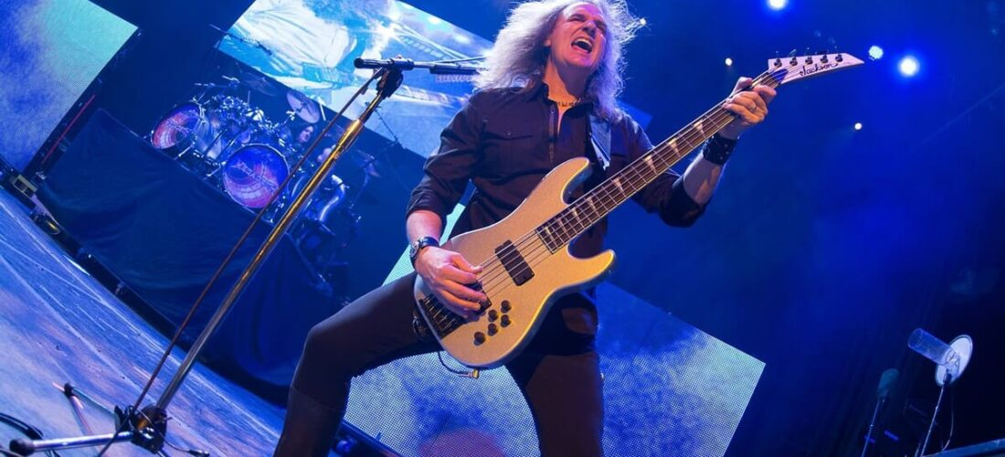 Megadeth Officially Parts Ways With Dave Ellefson