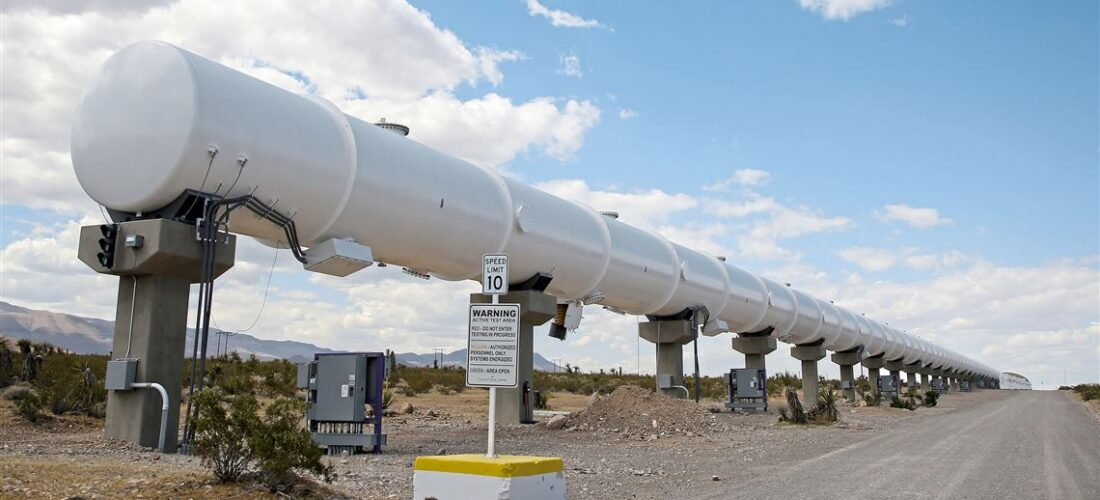 Virgin Hyperloop Gives Us a Look Into The Future
